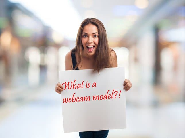 What is a Webcam Model