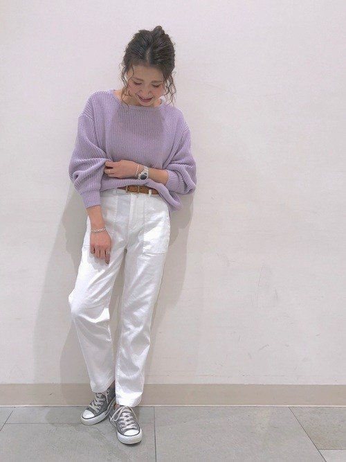 Japanese fashion trends purple 3