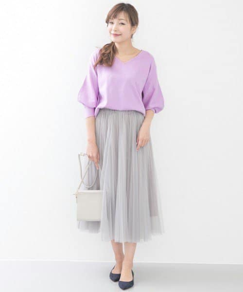 Japanese fashion trends purple 4