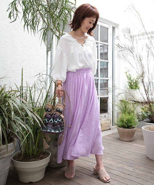 Japanese fashion trends purple 6