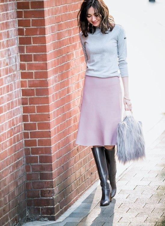 Japanese fashion trends purple 7