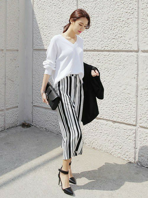 Japanese fashion trends white color 4