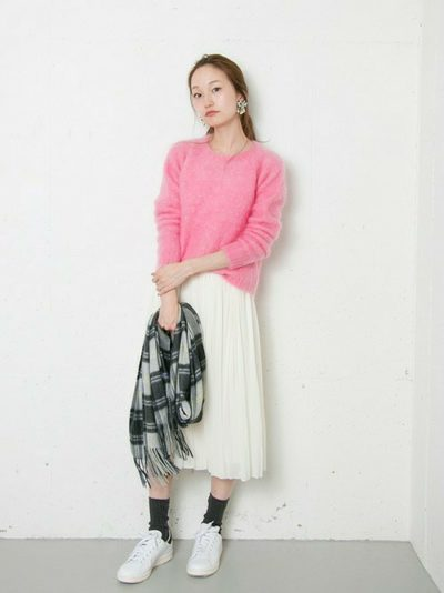 japanese fashion trends pink color