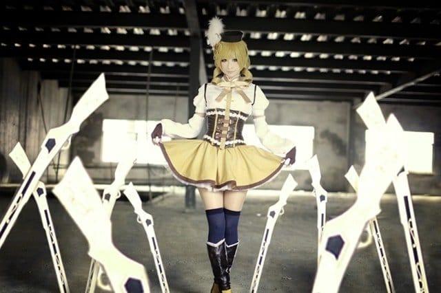 Kawai cosplay madoka magika 3