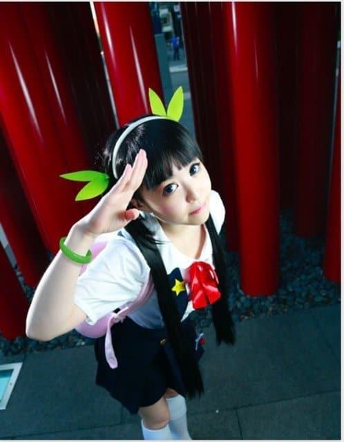 Kawai cosplay monogatari series 3
