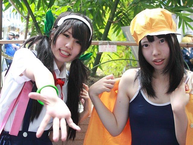 Kawai cosplay monogatari series 4
