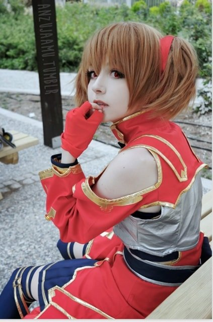 Kawaii cosplay Sword art online Silica