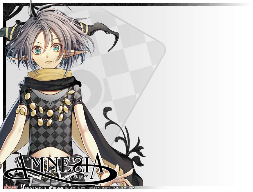 Kawaii Anime clothes Amnesia 2