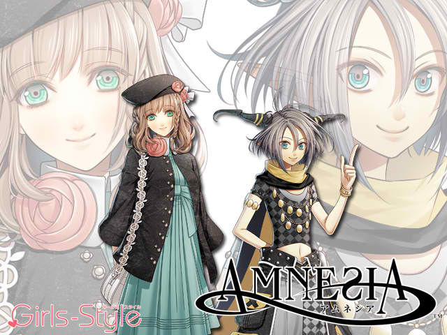 Kawaii Anime clothes Amnesia