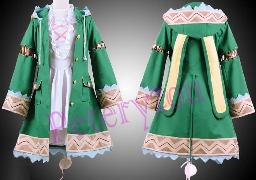 Kawaii Anime clothes Date A Live 2