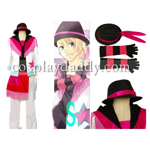 Kawaii Anime clothes Kuruso Syo's Debut 2