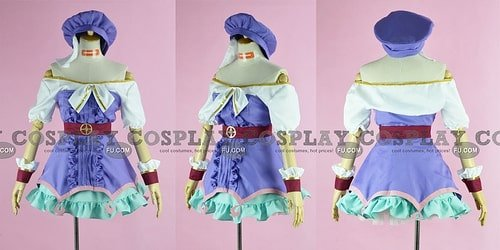 Kawaii Anime clothes The iDOLM@STER 1