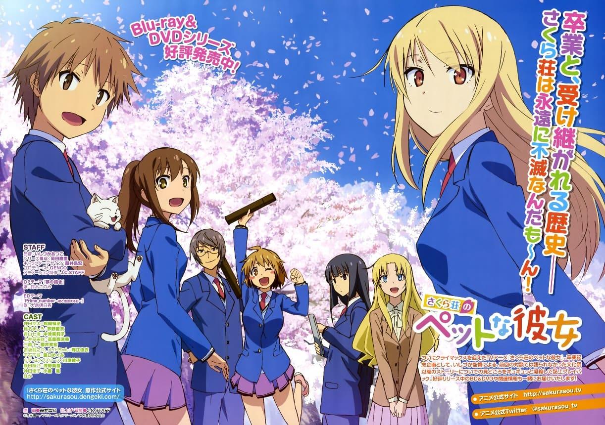 Kawaii anime boys Akasaka ryuusouke