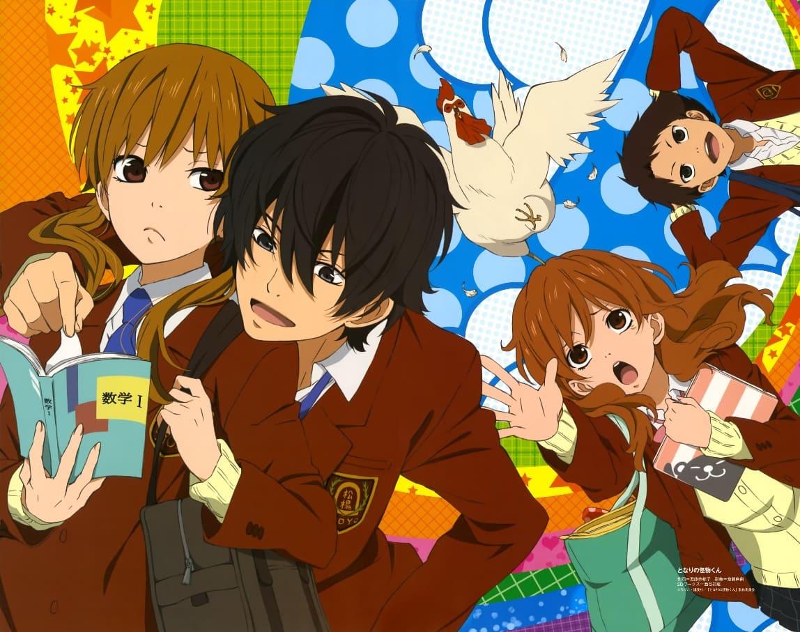 Kawaii anime boys Yoshida Haru