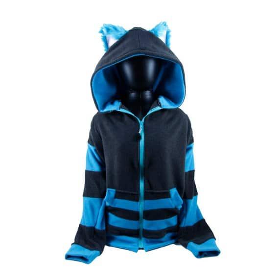 Kawaii cat hoodie