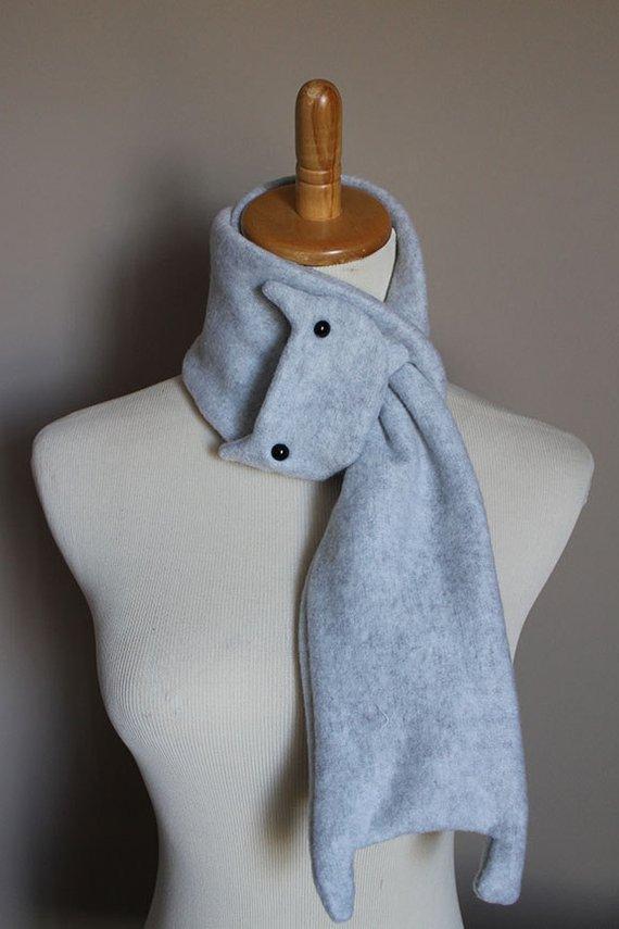 Kawaii Cat scarf