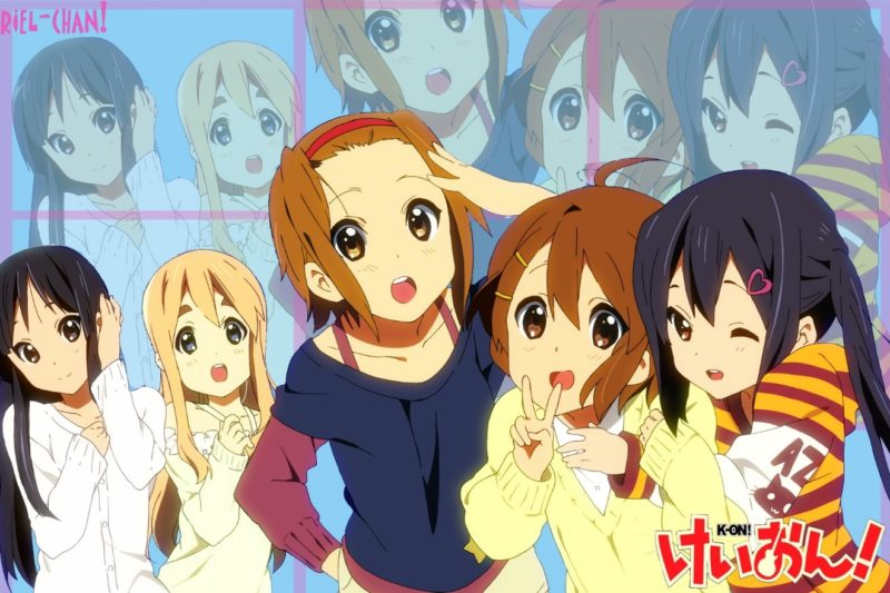 Kawaii Anime K-on 2
