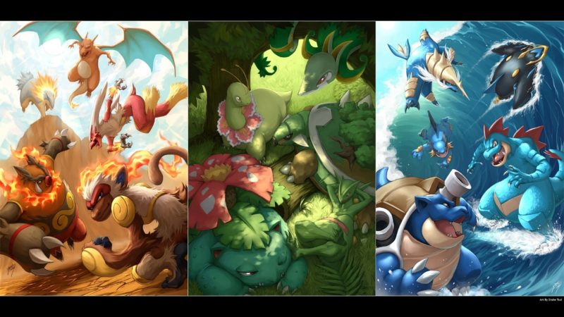 Kawaii Anime Pokemon 1