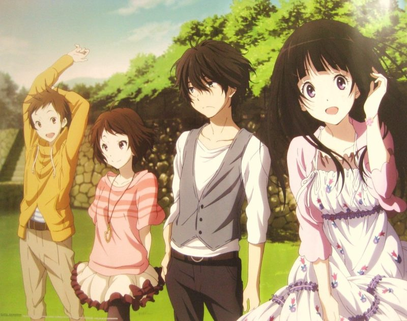Kawai Anime Hyouka 2