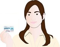 身分證照片