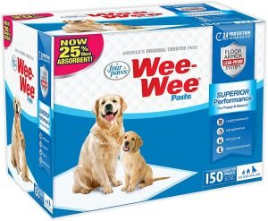 Pee pad for dogs