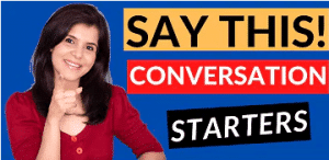 Conversation starter featured image