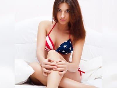 camgirl theme 4th of july