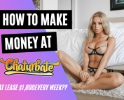How to make money at chaturbate